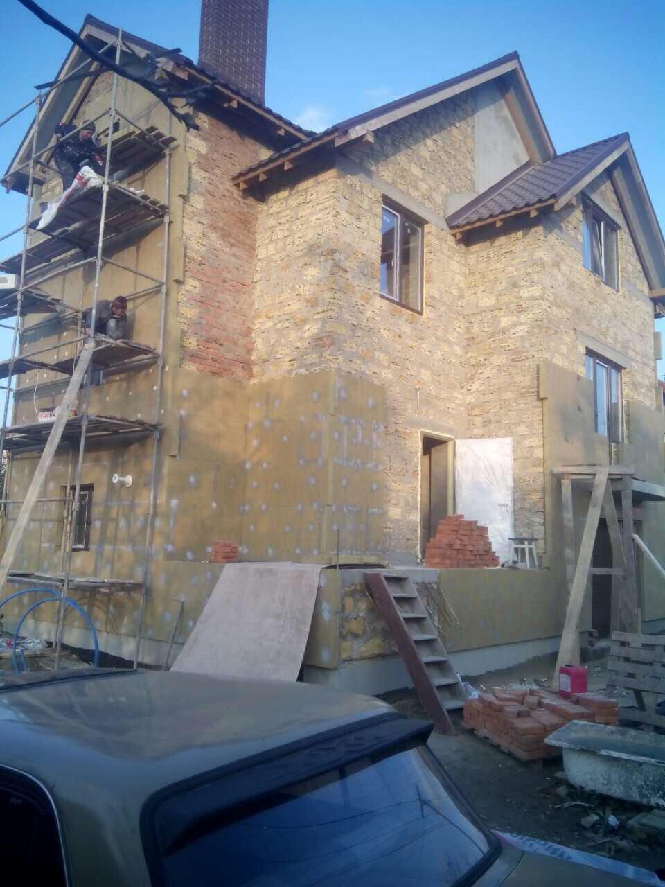 Реконструкция домов и других сооружений в Одессе рис.1