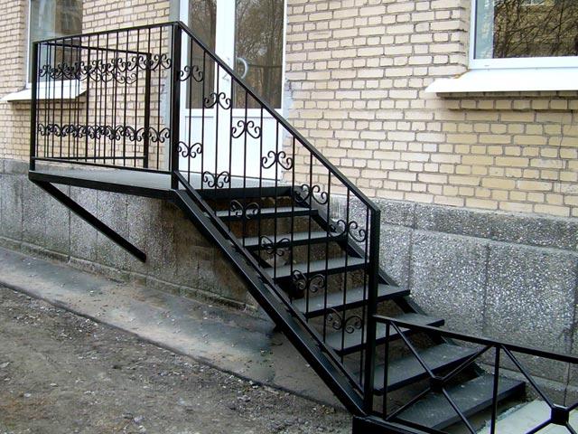 Внутренние лестницы в Одессе и области рис.1