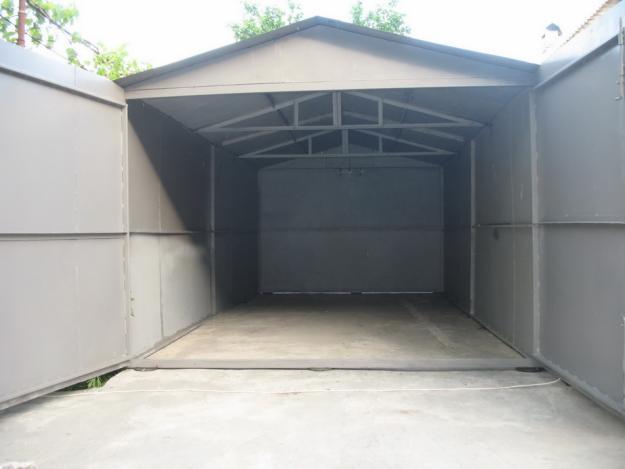 Купить металлический гараж в пензе