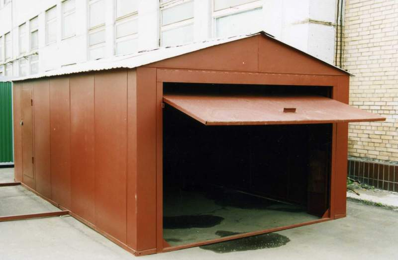 Теплый гараж нижневартовск