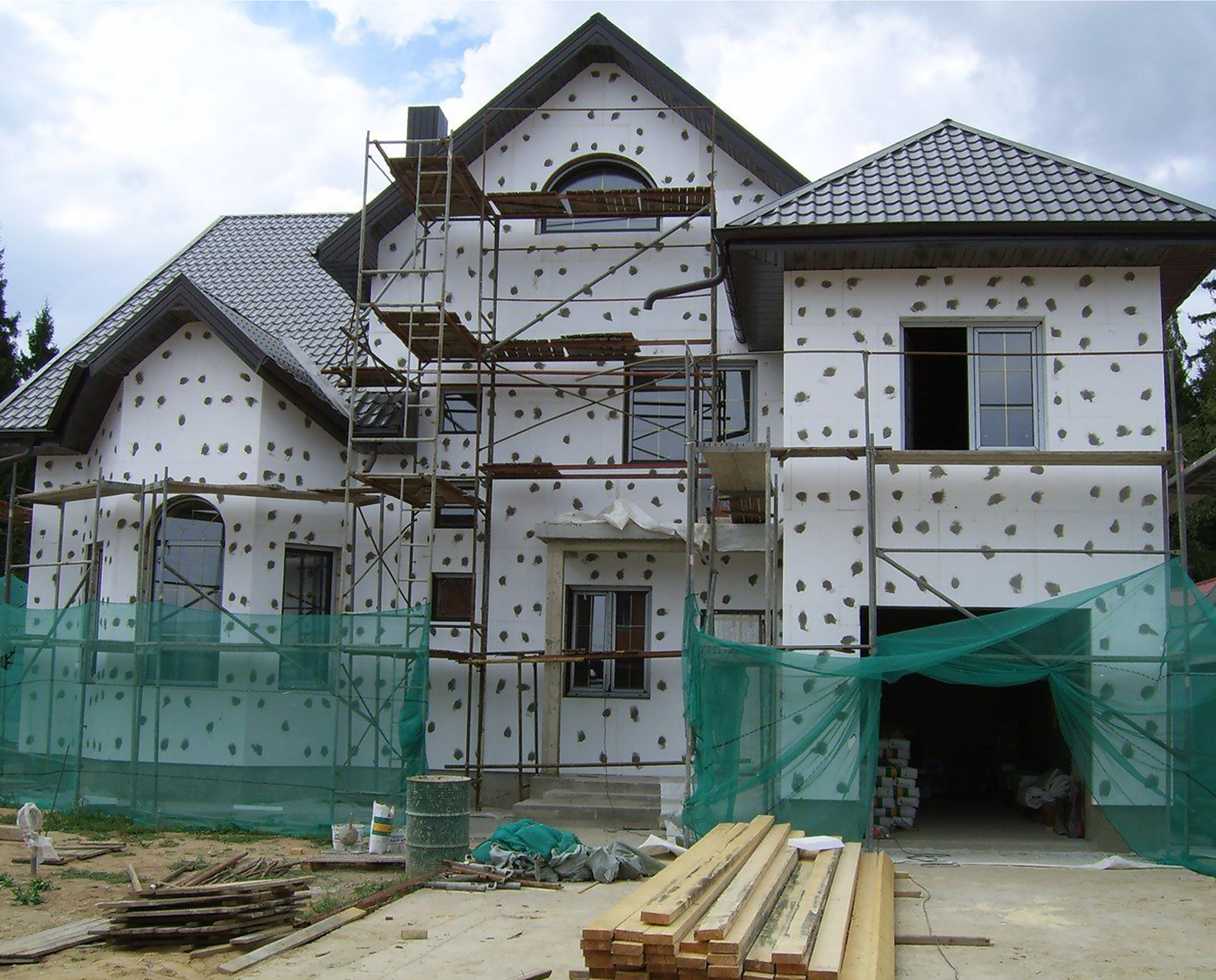 (Фасады из керамогранита Одесса(фото id11507)