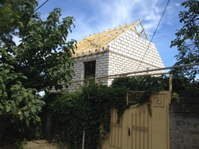 Кровля, устройство кровли, ремонт крыши в Одессе и области (фото 40)
