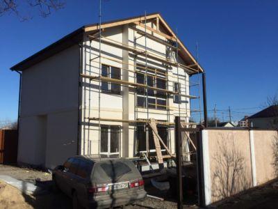 Фасадные работы в Одессе и области (фото 24)