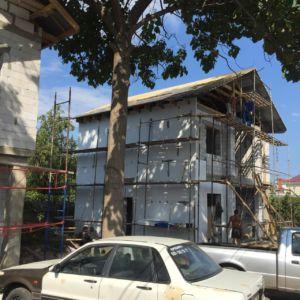 Фасадные работы в Одессе и области (фото 5)