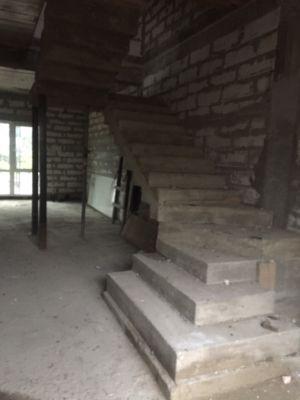 Бетонные работы, лестницы (фото id1089)