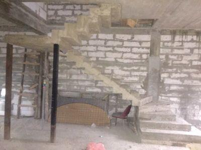 Бетонные работы, лестницы (фото id1090)