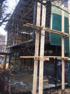 Каркасное строительство, утепление, кровля, фасадные работы  (фото id1035)