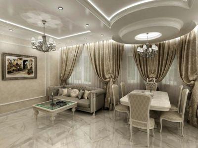 Дизайн интерьера квартир Одесса (фото 236)