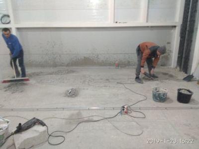Бетонные работы, полы (фото id1071)