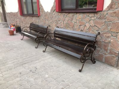Сварочные работы, скамейки, фасад, металлоконструкции (фото 978)
