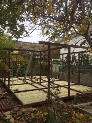 Сварочные работы, каркасное строительство (фото id1108)
