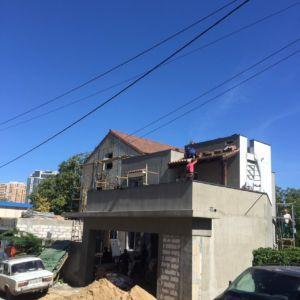 Строительство, дома, гаражи Одесса (фото id1098)