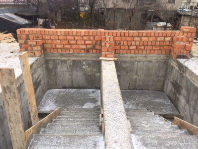 Строительство, кирпичная кладка, бетонные работы, лестницы  (фото id1060)