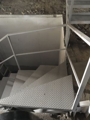 Сварочные работы Одесса лестницы (фото 5)