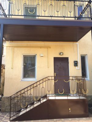 Сварочные работы - балкон, лестница, перила и ограждения, укрепление и опоры  (фото 972)