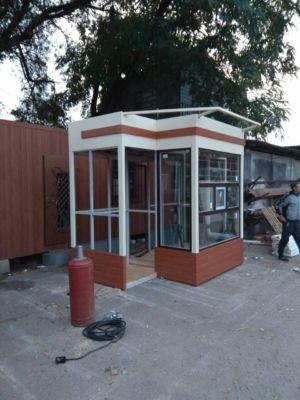 Каркасное строительство: магазины, киоски, павильоны в Одессе и области (фото 100)