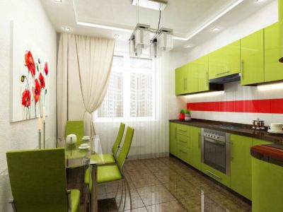 Дизайн интерьера квартир Одесса (фото 230)