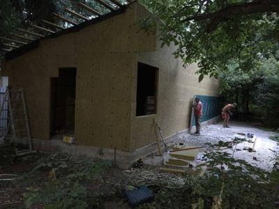 Каркасное строительство: магазины, киоски, павильоны в Одессе и области (фото 85)