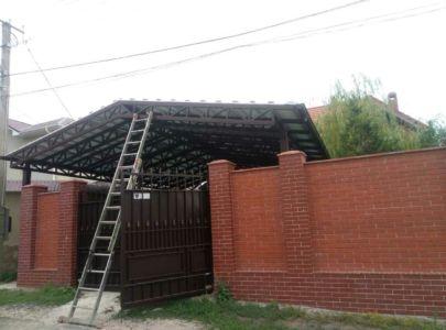 Сварка металлических калиток и ворот в Одессе и области рис.2