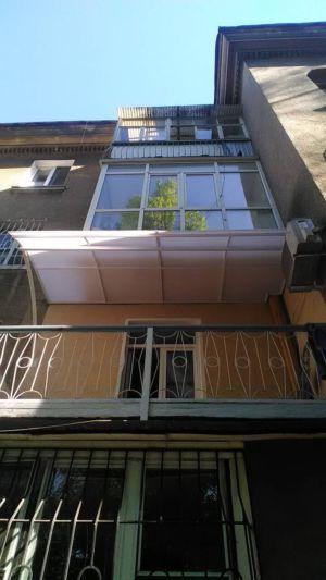 Сварка и вынос балконов Одесса (фото 9)