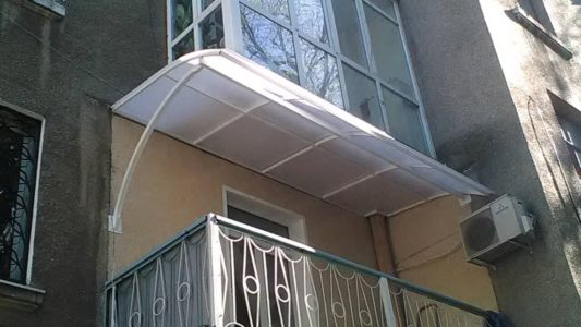 Сварка и вынос балконов Одесса (фото 8)