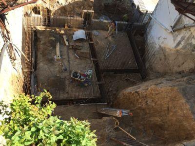 Устройство фундаментов в Одессе (фото 5)