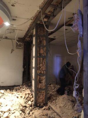 Демонтажные работы в Одессе (фото 4)