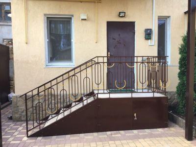 Сварочные работы - Лестница, перила и  (фото 977)