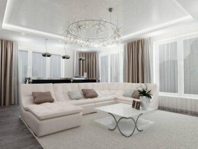 Дизайн интерьера квартир Одесса (фото 7)