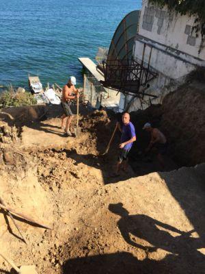 Демонтажные работы в Одессе (фото 2)
