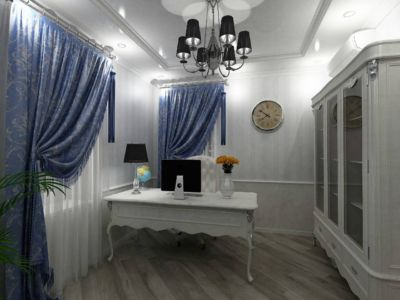 Дизайн интерьера квартир Одесса (фото 2)
