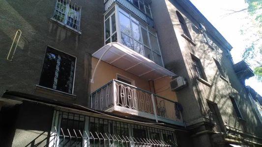 Сварка и вынос балконов Одесса (фото 7)