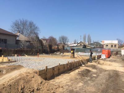 Бетонные работы - Фундамент - Гастелло - Одесса - (фото id1110)