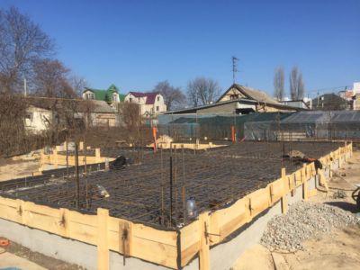 Бетонные работы - Фундамент - Гастелло - Одесса - (фото id1114)