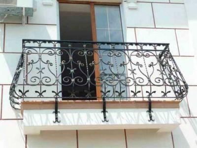 Сварка и вынос балконов Одесса (фото 2)