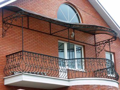 Сварка и вынос балконов Одесса (фото 1)