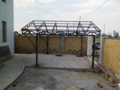 Сварка и строительство гаражей в Одессе и области (фото 1)