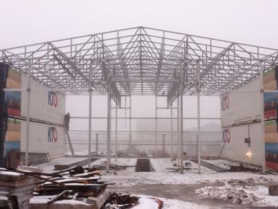 Строительство каркасное домов в Одессе и области (фото 31)