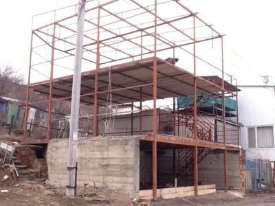 Каркасное строительство в Одессе и области (фото 6)
