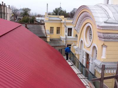 Кровля, устройство кровли, ремонт крыши в Одессе и области (фото 13)