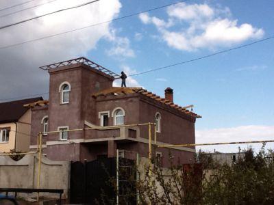 Кровля, устройство кровли, ремонт крыши в Одессе и области (фото 9)