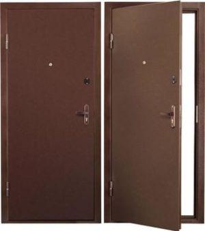 Сварные металлические двери в Одессе и области (фото 11)