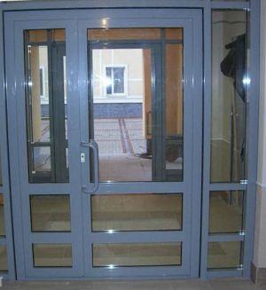 Сварные металлические двери в Одессе и области (фото 10)