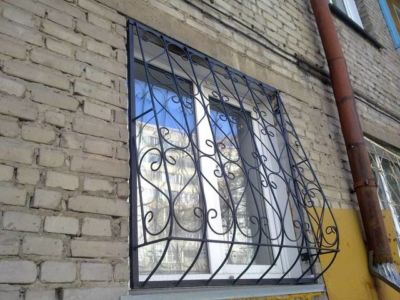 Решетки на окна Одесса (фото 5)