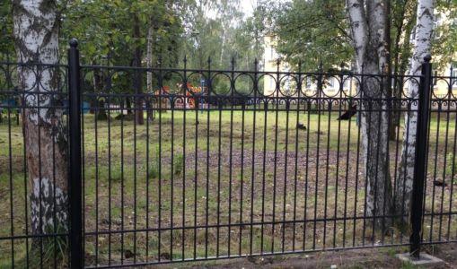 Заборы и ограждения в Одессе (фото 7)
