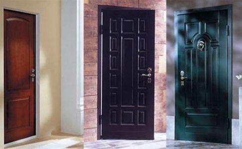 Сварные металлические двери в Одессе и области (фото 5)