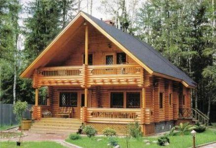 Строительство деревянных каркасных домов в Одессе (фото 3)