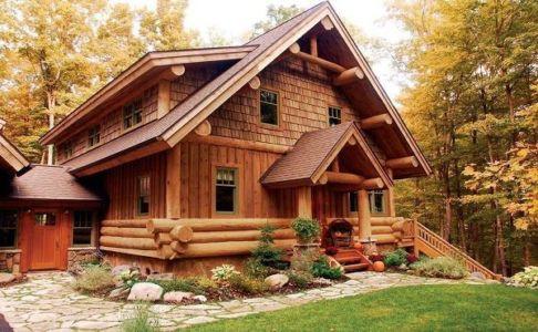 Строительство деревянных каркасных домов в Одессе (фото2)