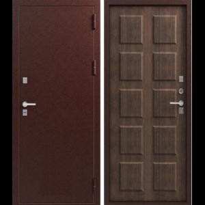Сварные металлические двери в Одессе и области (фото 2)