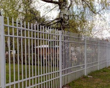 Заборы и ограждения в Одессе (фото 2)